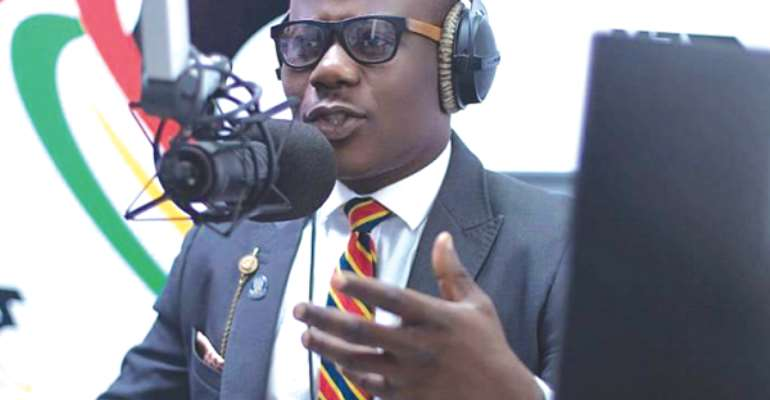 Call Pius Hadzide To Order For Assaulting TV3's Johnnie Hughes — CEGA To Akufo-Addo