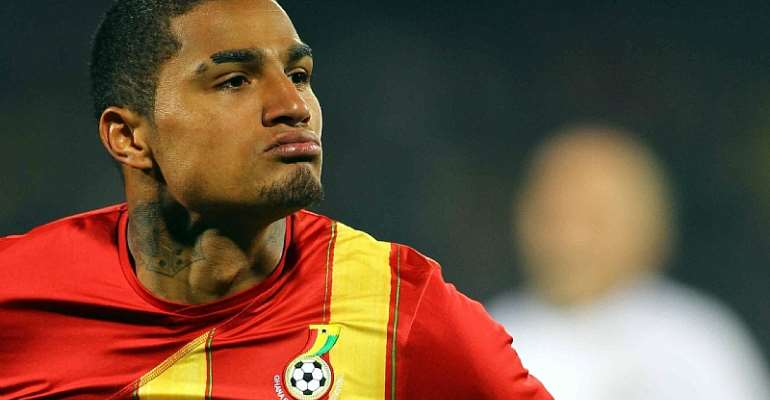 KP Boateng Wants To Be A Football Consultant After Retirement