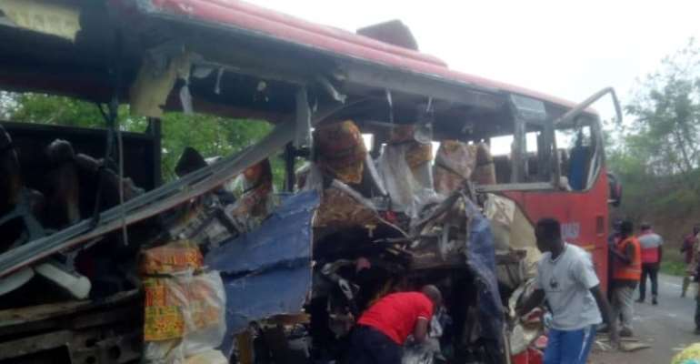Kintampo Accident: More To Die As Gov't Neglect Victims