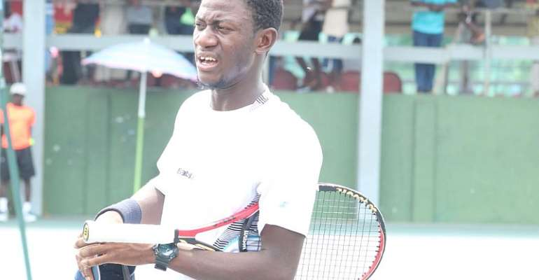 McDan ITF World Tour: Bagerbaseh Advances To The 2nd Round