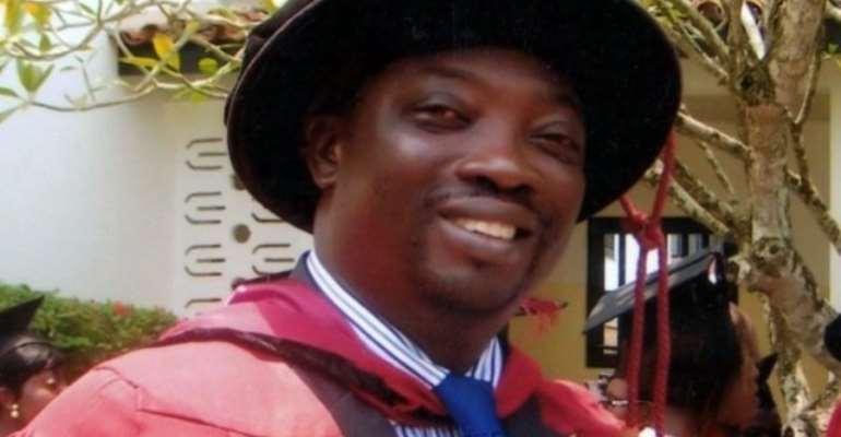Prof Emmanuel Afoakwa is President of GTUC