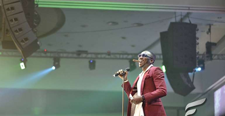 The Fourth Edition Of Bovi's Man On Fire Comedy Special Was Truly Spectacular
