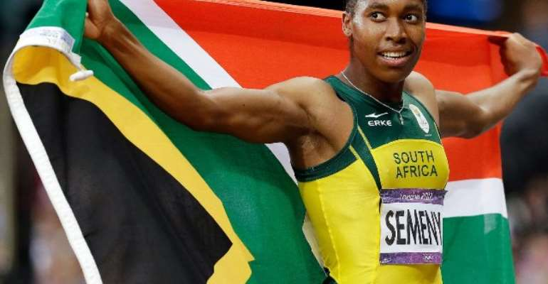Caster Semenya Loses Landmark Legal Case Against IAAF Over Testosterone Levels