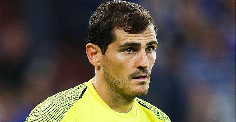 Iker Casillas Hospitalised By Heart Attack