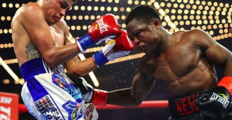 Emmanuel Navarrete Versus Isaac Dogboe 3; What Is Your Take?
