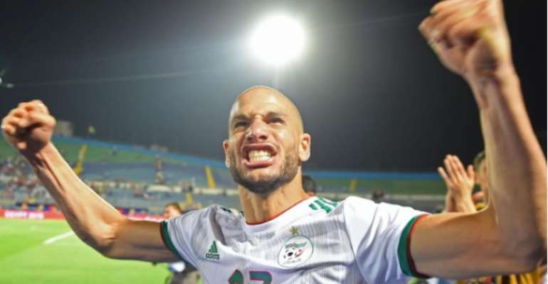 Cancel Or Postpone Afcon 2021, Says Algeria's Guedioura