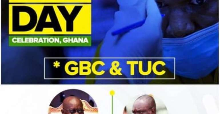 Ghana Televises Workers Day Amidst Covid-19