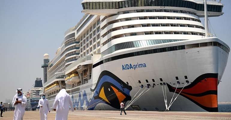 100,000 crew trapped on cruise ships by Covid-19 crisis - Guardian