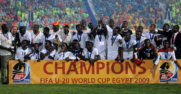 FIFA U-20 World Cup: Prophet TB Joshua Was The Reason For Our Success In Egypt - Gladson Awako