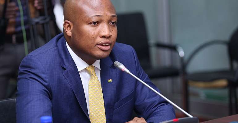 May Day: Ablakwa Calls For Economic Recovery Program