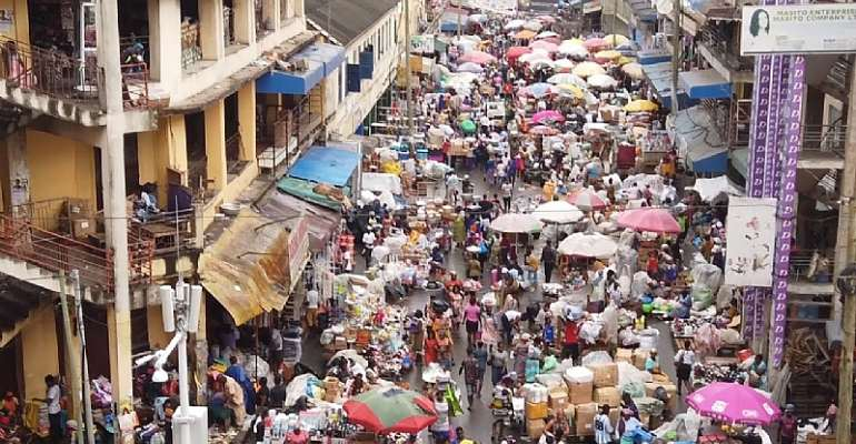 Navrongo Market Closed Over Social Distancing Issues
