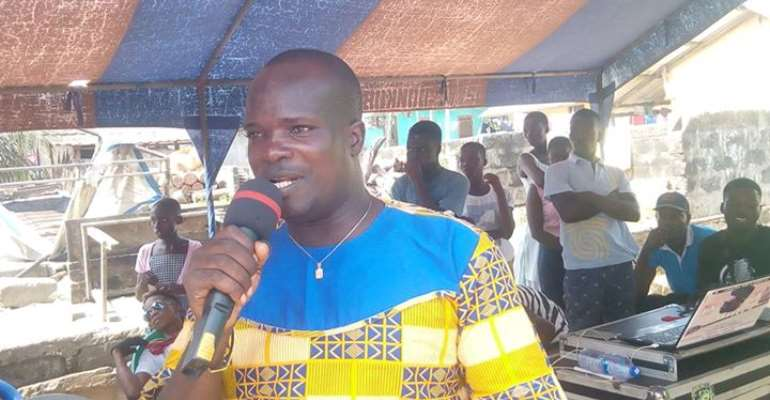 The Assembly Member of Ezinlibo Electoral Area