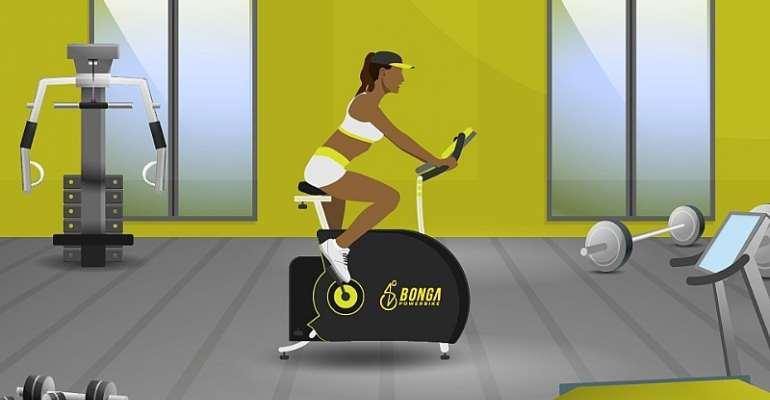 Bonga Power Bike Is Electrifying!