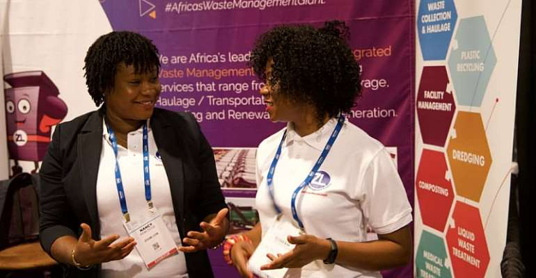 Zoomlion Represents Africa At Waste Expo 2019 In Las Vegas