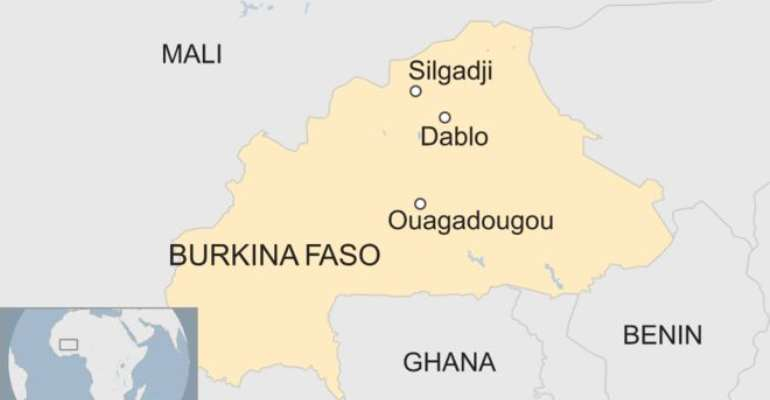 Gunmen Attack Burkina Faso Church, Priest, Others Killed