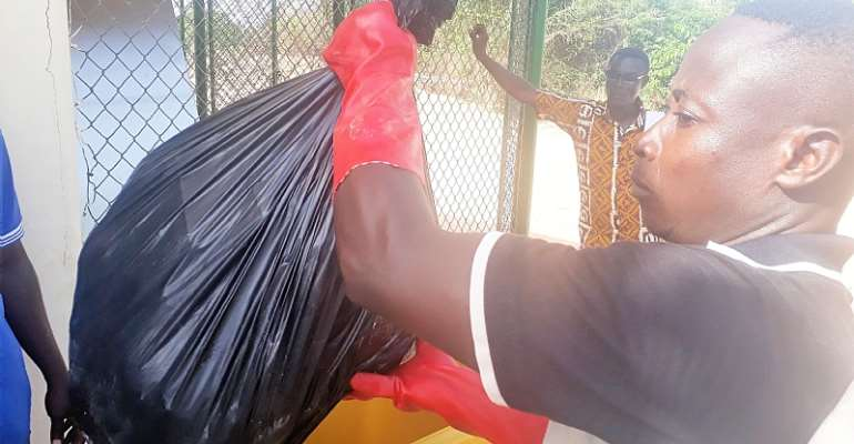 UNDP Urges Stakeholders To Support And Protect Waste Management Actors Amidst COVID-19
