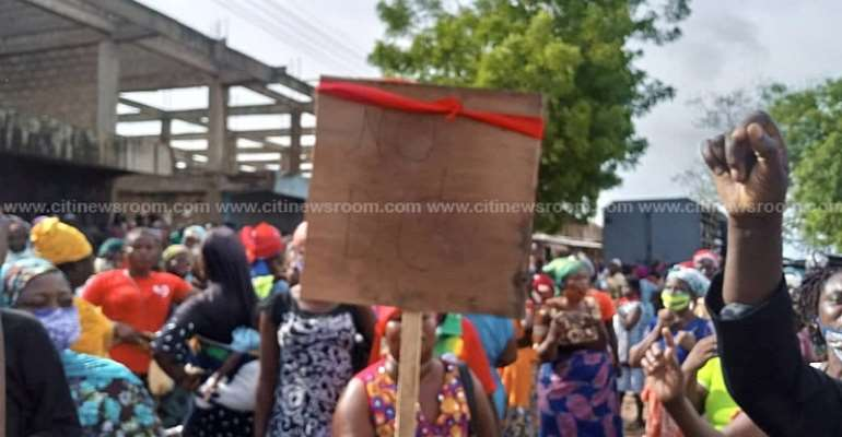 Bolga: I Ordered My Men To Whip, Arrest The Traders For Demonstrating Unlawfully — Police Commander