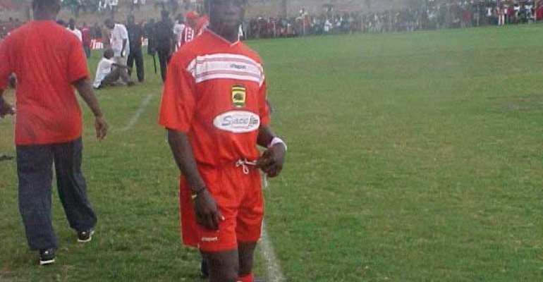 I Have Been Asante Kotoko Fan Since My Infancy, Says Legendary Charles Taylor