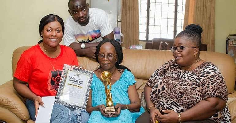 Aged Entertainers Get Support From Organizers Of Ghana Entertainers Awards