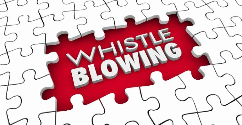 There's No Whistleblowing Policy In 59% Of Companies In Ghana  – KPMG Report