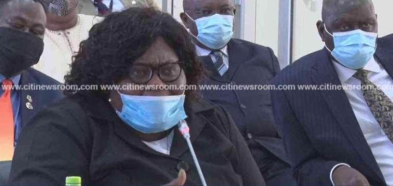 Short Commission Was Not Meant To Implement AWW Report – Henrietta Mensa-Bonsu