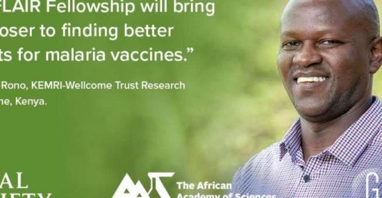 Four Ghanaian Scientists Awarded FLAIR Fellowship