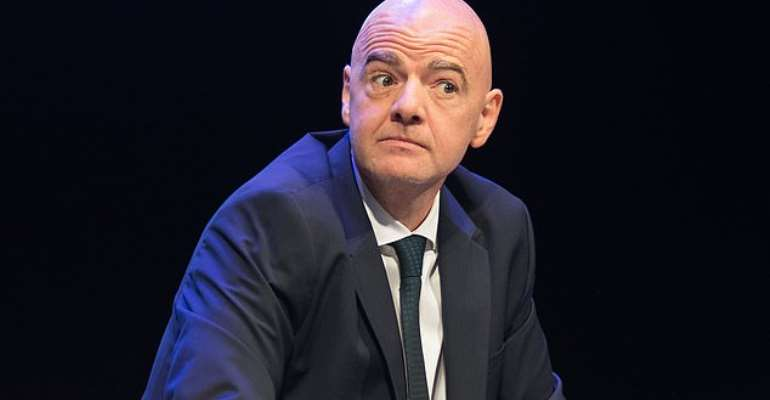 Irresponsible To Restart Competitions Too Soon – FIFA Boss Infantino