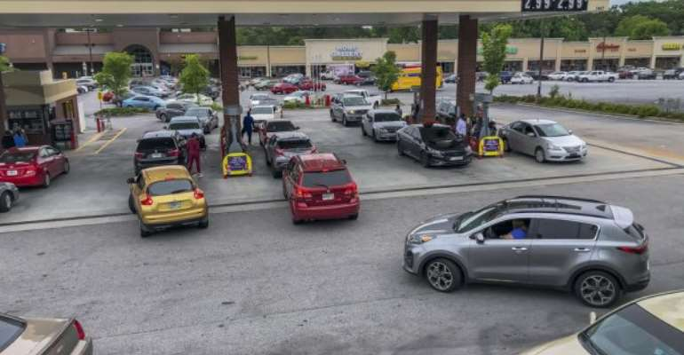 Pipeline shutdown triggers 'panic buying,' fuel shortages in US
