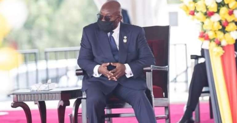 Akufo-Addo attends Museveni's inauguration