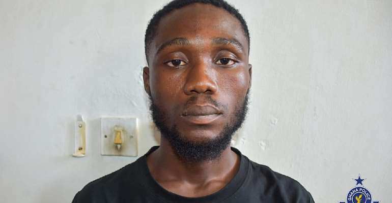 Police grab alleged iPhone fraudster at Accra Mall