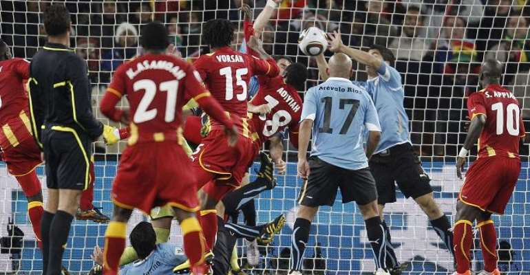 I Have No Respect For Suarez Due To Handball Incident Against Ghana In  WC, Says Former Chelsea Star