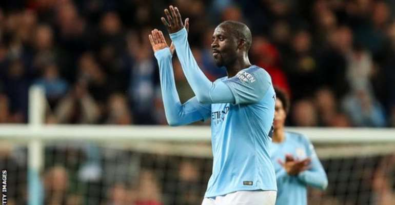 Yaya Toure denies retirement despite agent claims