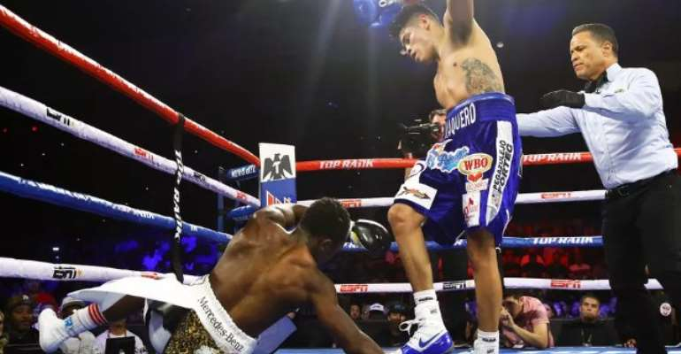 Isaac Dogboe: Time To Reflect And Bite The Bullet