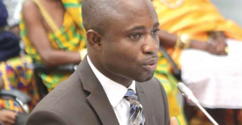 The Intolerance In AKufo-Addo Sucks – Hon. Mintah Akandoh
