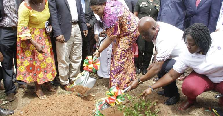 First Lady To Commission New Paediatric, Intensive Care Unit At Korle-Bu