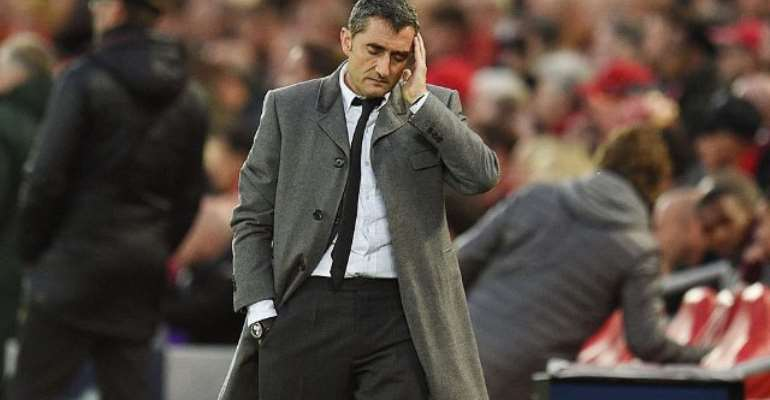 I Haven't Thought About Resigning - Barcelona Boss Valverde
