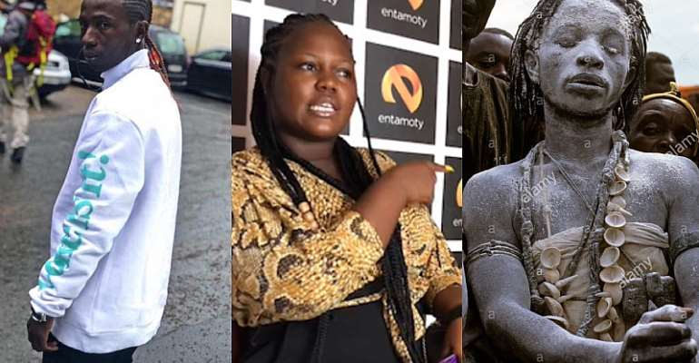 Hold Your P*nis And Curse If You Never Slept With Me—Patapaa Dared