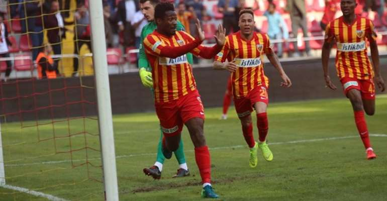 'Patient Is Always The Key' - Gyan After Hitting Brace For Kayerispor