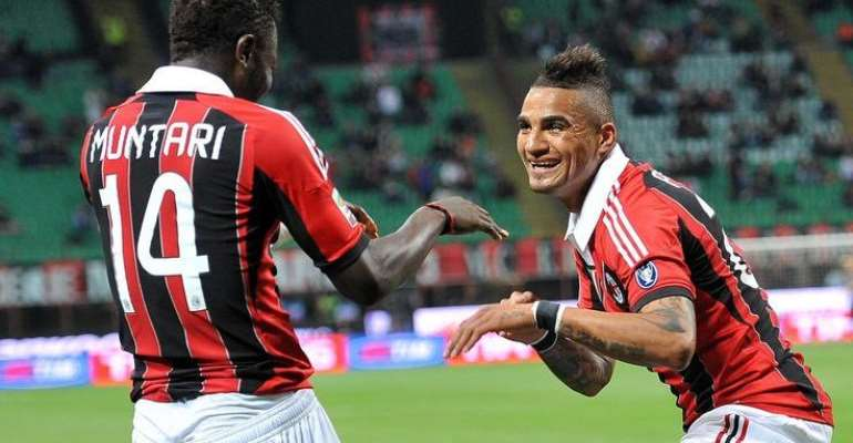 AFCON 2019: Kwesi Appiah Threatens To Resign If Muntari & KP Boateng Are Imposed On Him For AFCON