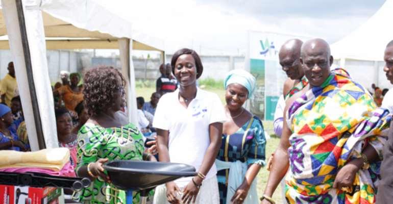 WAPCo Boost Social Development By Engaging Host Communities