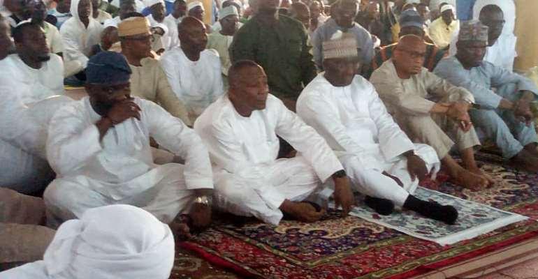 Bawumia Assures Muslim Communities