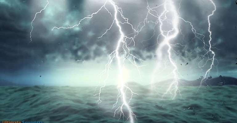 More Heavy Rainstorms, Strong Winds Throughout The Week– Ghana Meteo Warns