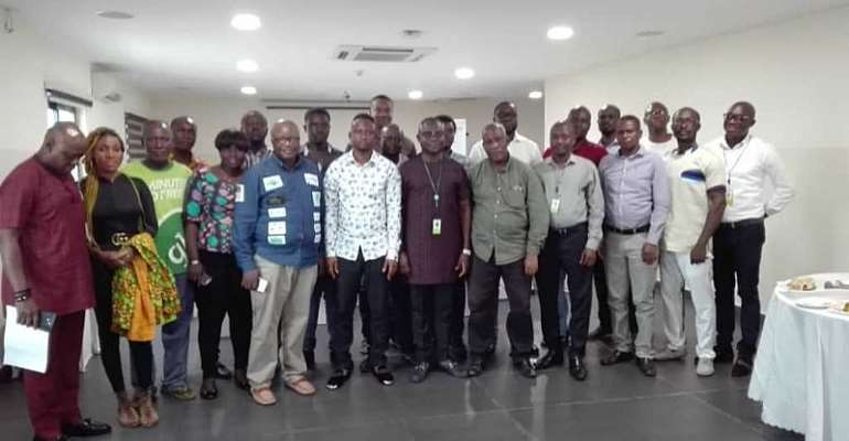 Training For Operators Of Glo Dealer Touchpoints Held