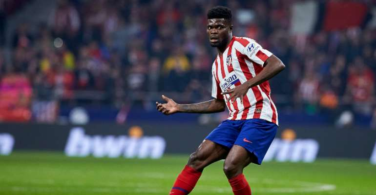 I Will Be Happy To See Thomas Partey Playing For Arsenal - Kasim Nuhu