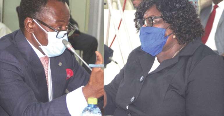 Prof. Mensa-Bonsu, Kulendi Passed Vetting