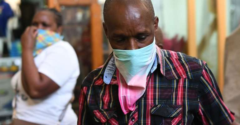 Wearing Of Face Mask In Ghana: We May Be Suffocating Ourselves For Nothing
