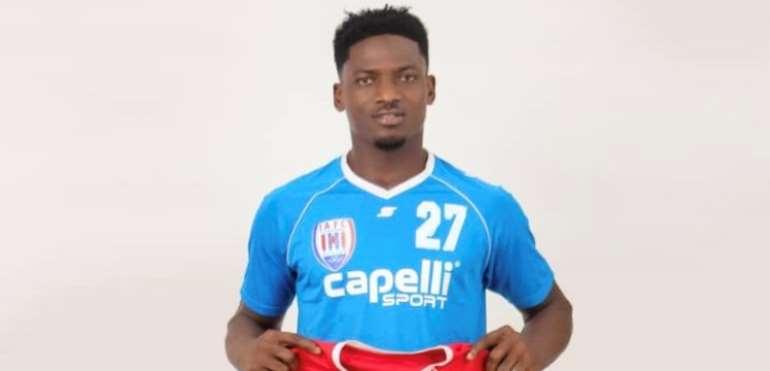 Rashid Seidu: New Inter Allies Goalkeeper Wants To Make A Name For Himself