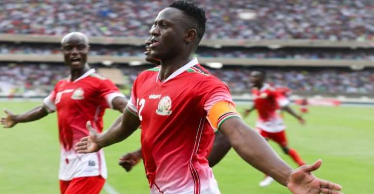 AFCON 2019: Kenya Names Preliminary Squad