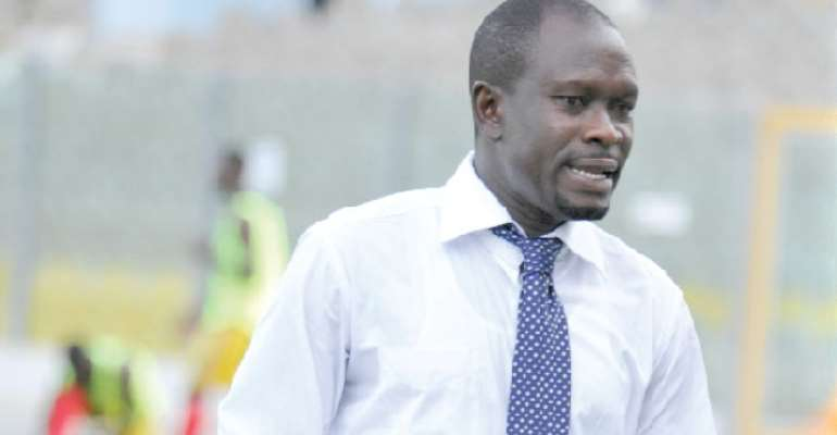 Our Match Against Eleven Wonders Is A Must Win – CK Akonnor
