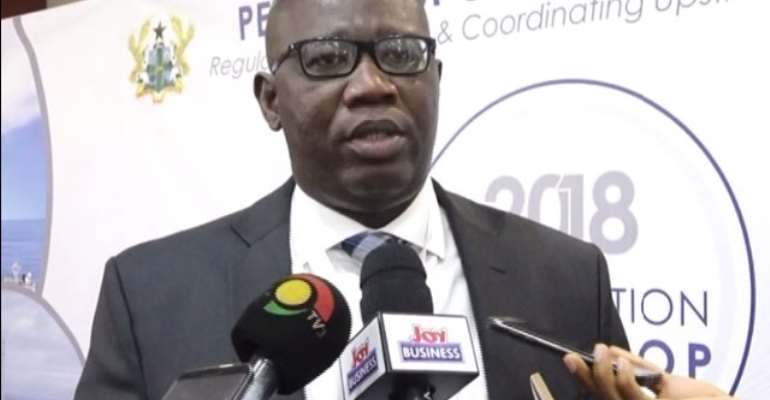 Egbert Faibille jnr, COE of the Petroleum Commission